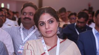 Asha Sarath LKS 2018